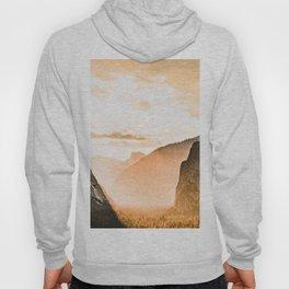 Yosemite Valley Burn - Sunrise Hoody