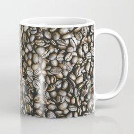 Coffee beans in Colombia Coffee Mug