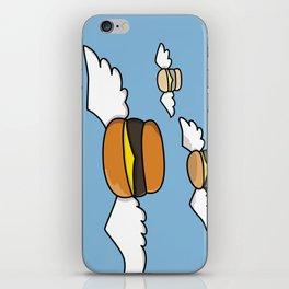 Burger Heaven iPhone Skin
