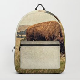 Bison Land Backpack