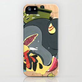 Blooming #2 iPhone Case