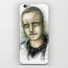 Jesse Pinkman - Breaking Bad iPhone & iPod Skin