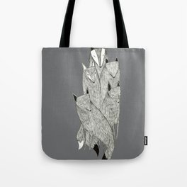 Foxes & Badgers Tote Bag
