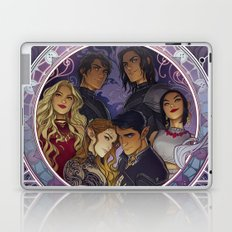 The Inner Circle Laptop & iPad Skin