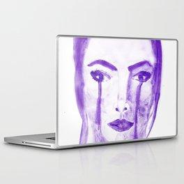 Violet Silence Laptop & iPad Skin
