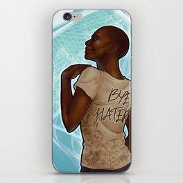 """Douchebag t-shirt"" Vivienne iPhone Skin"