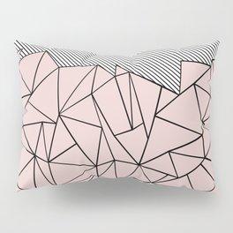 Ab Lines 45 Dogwood Pillow Sham