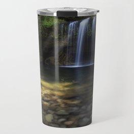 Butte Creek Falls Waterfall Travel Mug