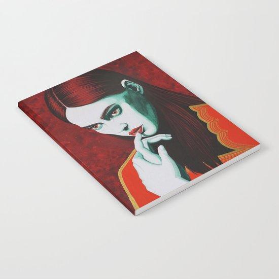 Close Up 12 Notebook