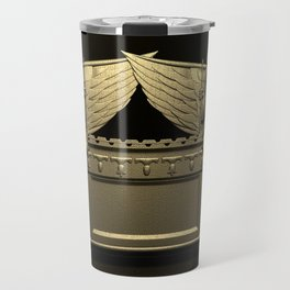 The Ark and the Cherubim Travel Mug