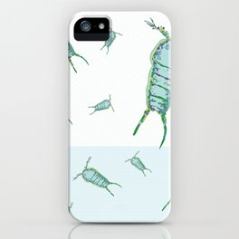Z is for Zooplankton iPhone Case