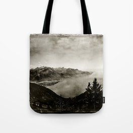 Vintage Switzerland Tote Bag