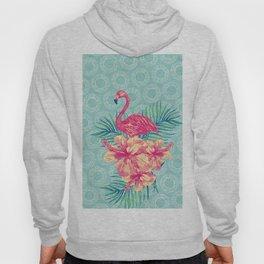 Fresh Flamingo Hoody