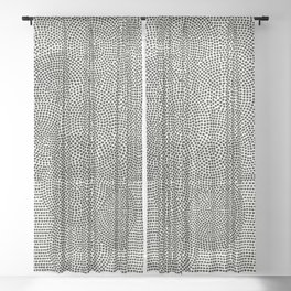 Million Reasons Sheer Curtain