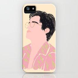 Andrew Cunanam iPhone Case