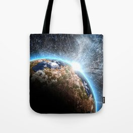 Earth 4 Tote Bag