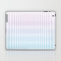 Circle Gradient Laptop & iPad Skin