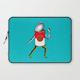 Pop Art to Go Laptop Sleeve