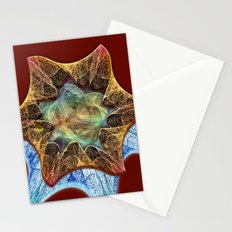 My Fractal toy Stationery Cards