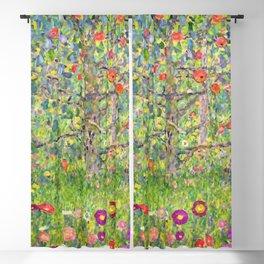Gustav Klimt Apple Tree (detail) Blackout Curtain