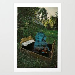 Relocation Art Print
