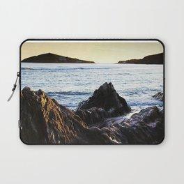 Burgh Island Sundown Laptop Sleeve