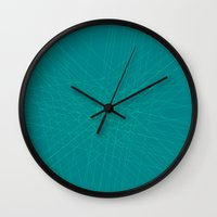 vector Wall Clocks featuring Crossroads - vector by Heaven7