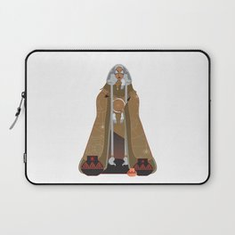 Grandmother Spider Laptop Sleeve