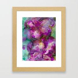 Dreamy Blooms Framed Art Print
