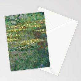 Claude Monet Le Bassin des Nympheas Stationery Cards