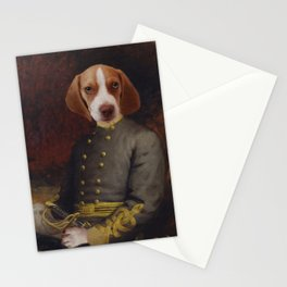 Sergeant McLeod Stationery Cards