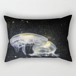 Jellyfish III Rectangular Pillow
