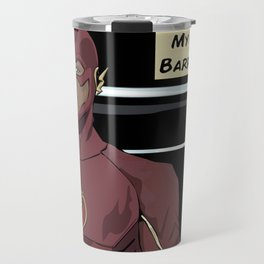 My name is Barry Allen Travel Mug