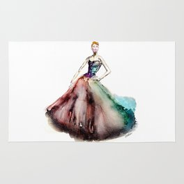 Prima Ballerina Rug