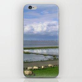 On the dike iPhone Skin