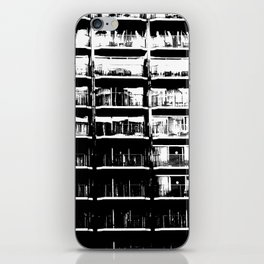 Apartments Just the Same iPhone Skin