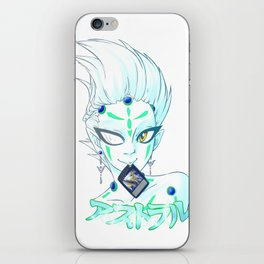 yu-gi-oh zexal: astral iPhone Skin
