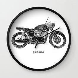 C'est Bonne Wall Clock