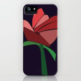 Love Like You Know It Will End  iPhone Case