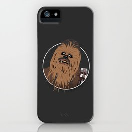 Chewbacca iPhone Case