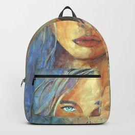 Eye of the Tigress Backpack