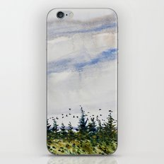 the bay iPhone & iPod Skin