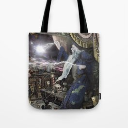 ETERNAL WISDOM Tote Bag