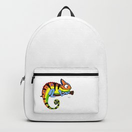 Lucky Chameleon Backpack