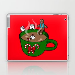 Relaxing Hot Cocoa Laptop & iPad Skin