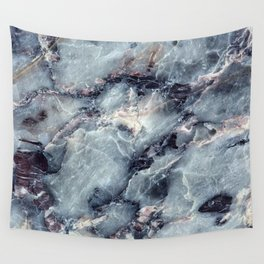 Blue Bayou Marble Wall Tapestry