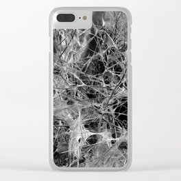 WEB STOCK Clear iPhone Case