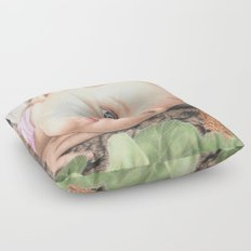 Captivated Floor Pillow
