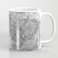 milky way Mugs featuring Milky Way by Hendry Lim