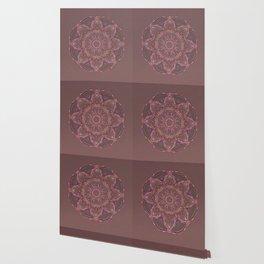 Purple Mandala Wallpaper